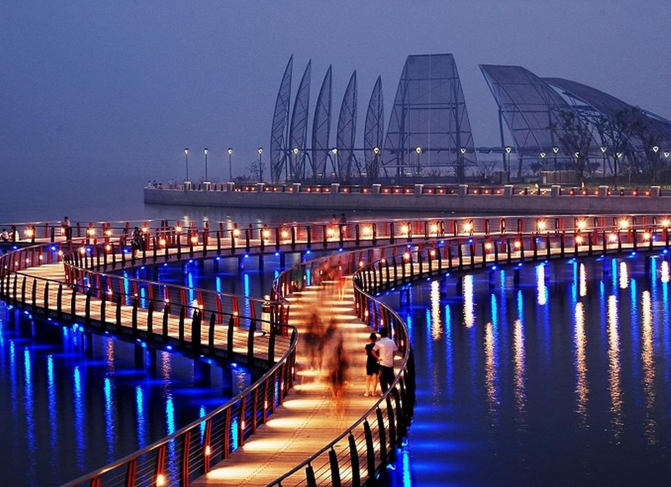 安徽蚌埠五河风景图片